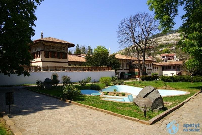 Pałac Chanów Krymskich w Bakczysaraju na Krymie
