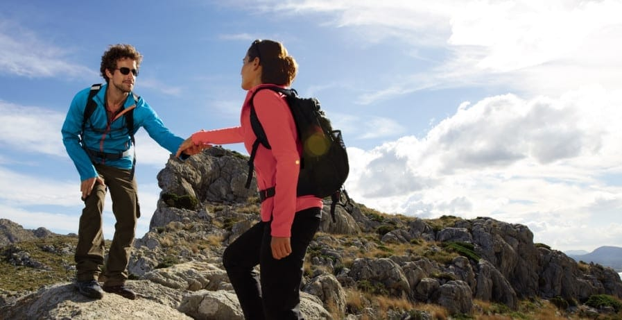 Odzież trekkingowa z Lidla