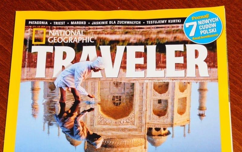 Listopadowy numer Travelera