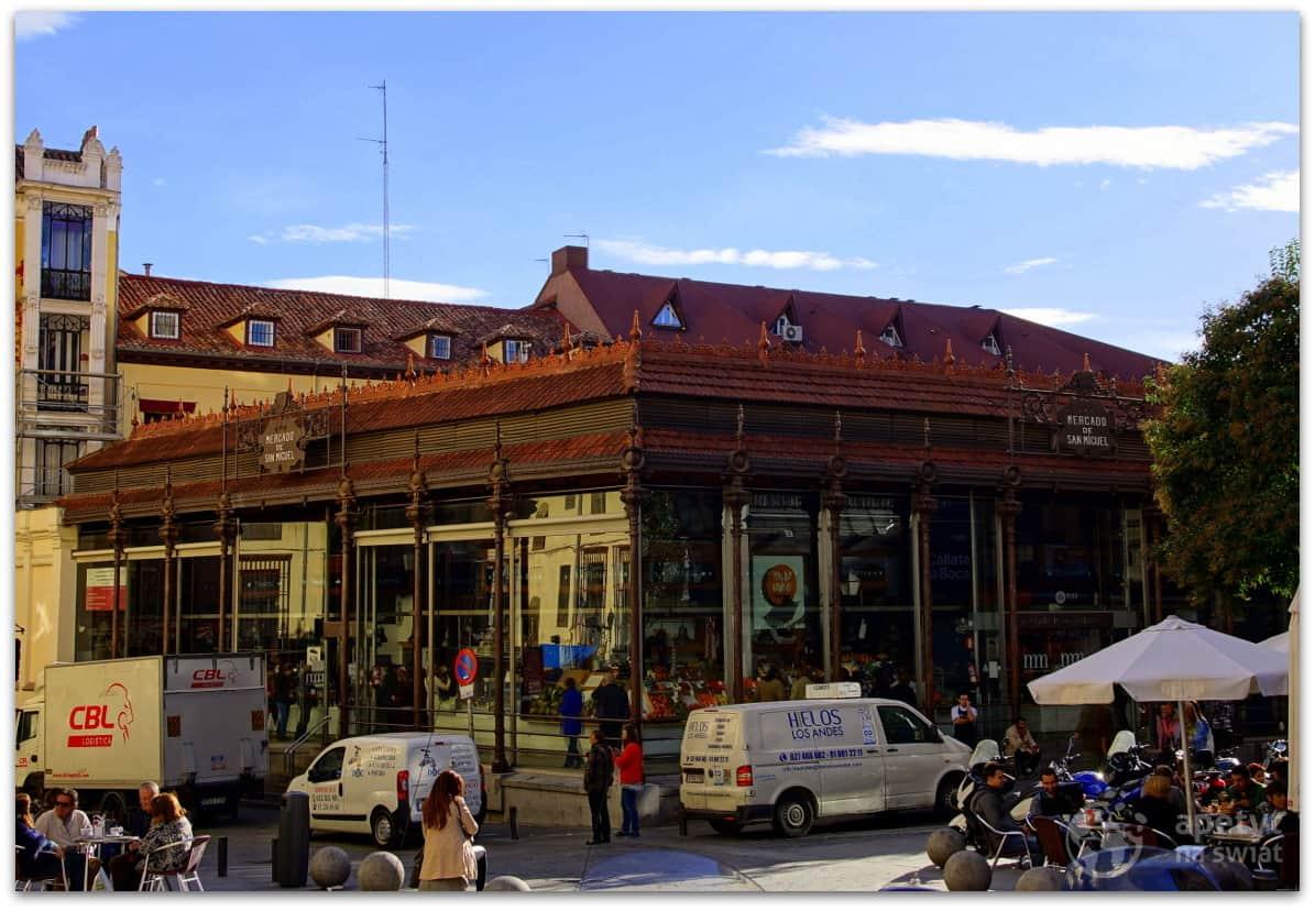 Madryt, Mercado de San Miguel