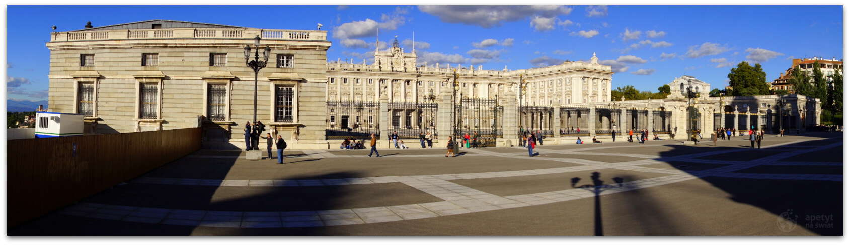 Madryt, Palacio Real de Madrid