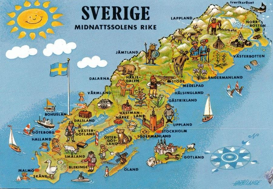 Ceny w Szwecji w 2014