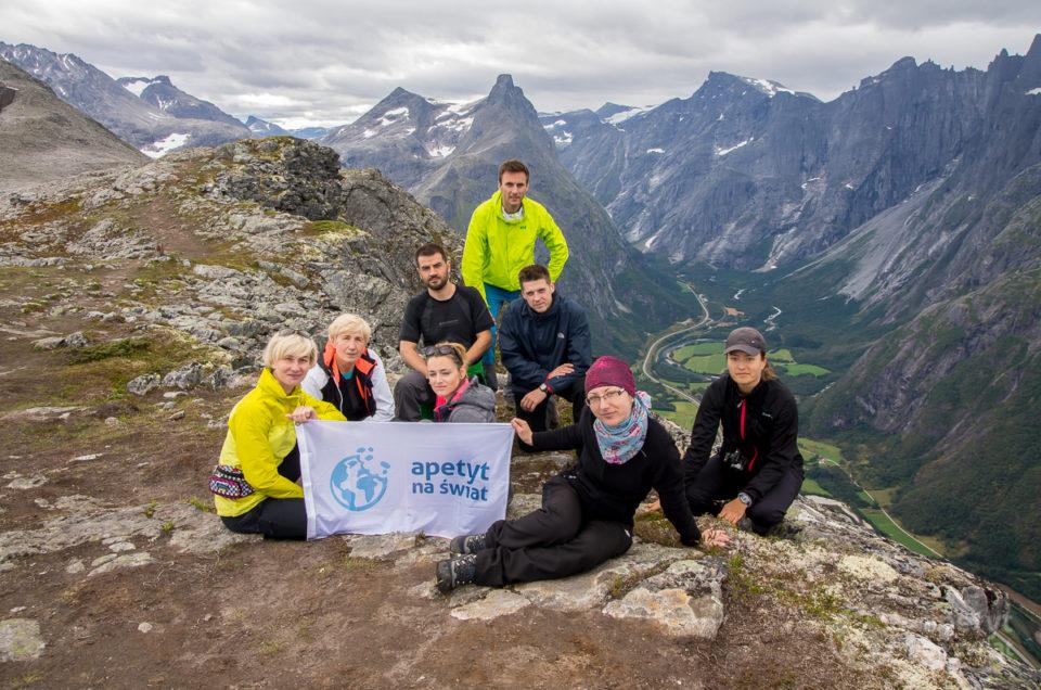 Norweski weekend: Droga Atlantycka i trekking na Romsdalseggen