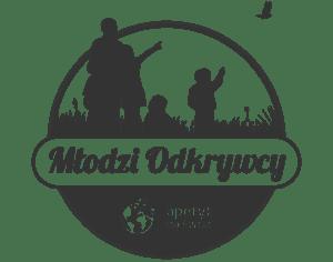 Młodzi Odkrywcy - logo