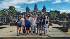Angkor Wat (fot. Michał Witoszyński)