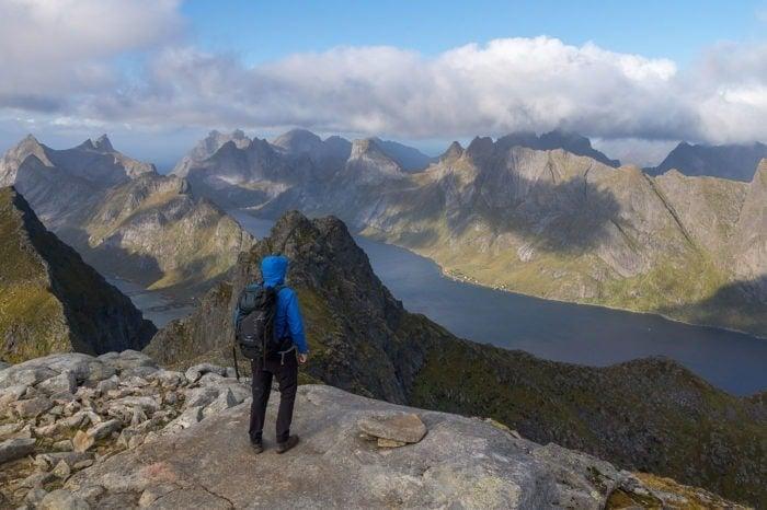 Lofoty – Szczyty sięgające chmur