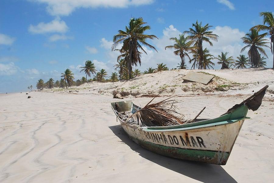 Brazylia plaża