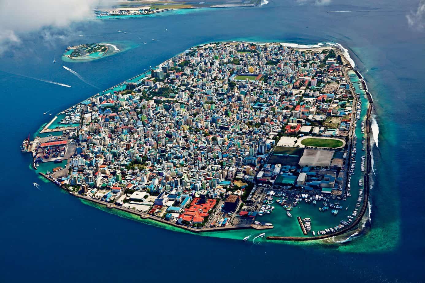 Male, Malediwy