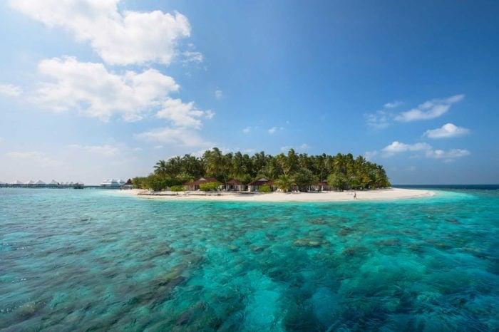 Malediwy – koralowe atole