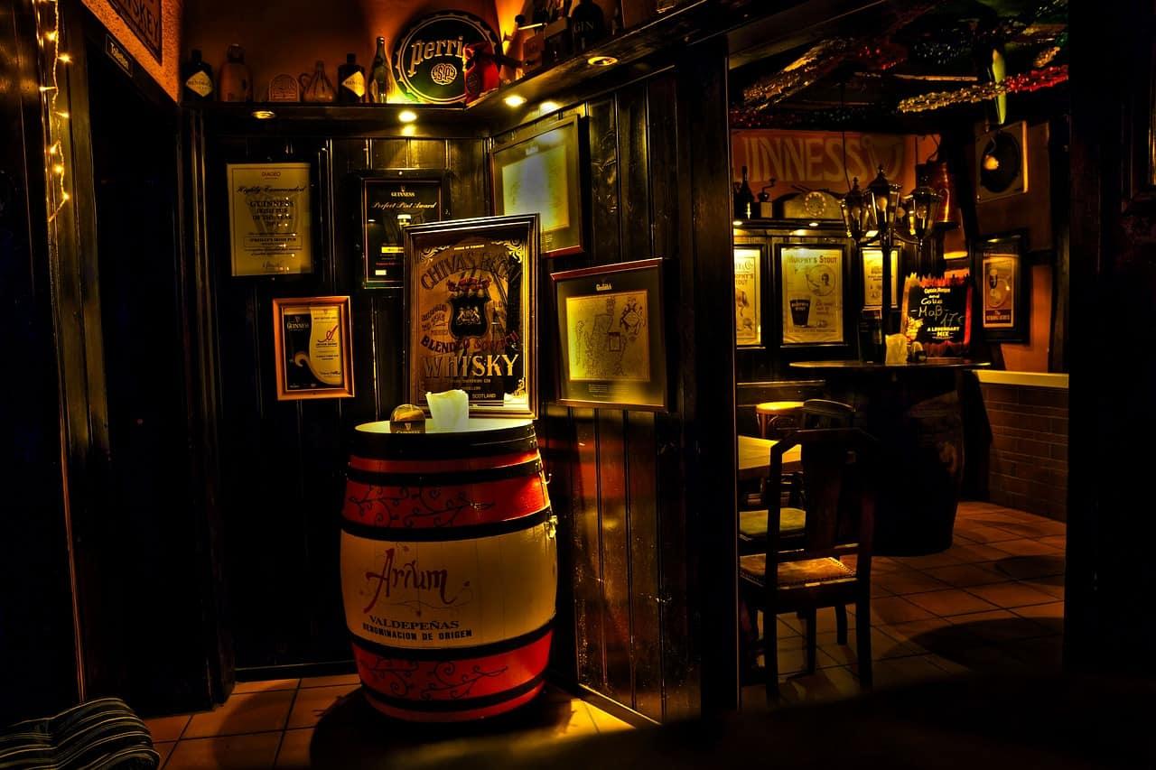 Pub w Kilkenny