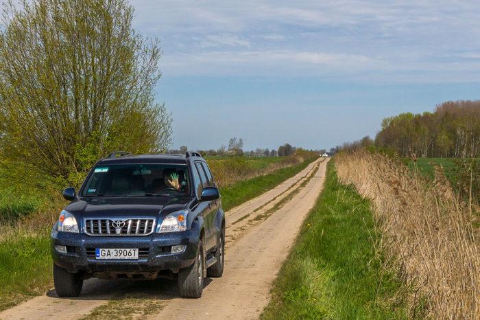 Samochodowy Rajd Krajoznawczy – Żuławy Wiślane