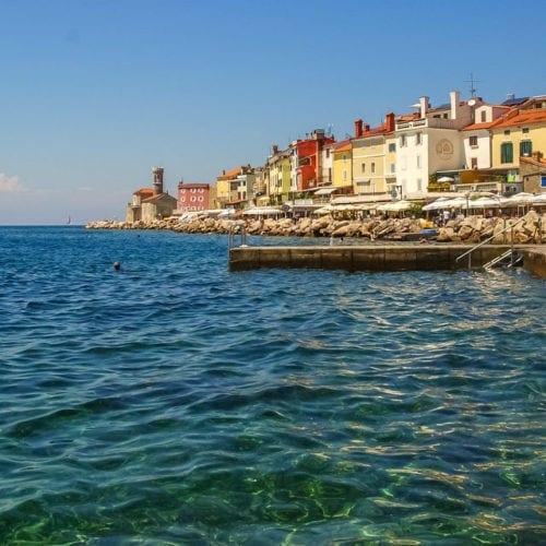 Słowenia Piran