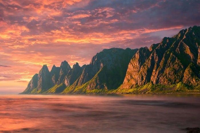Norwegia: Wyprawa na wyspę Senja i do Tromsø