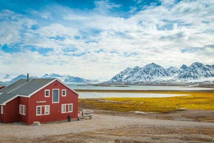 Svalbard 78°N