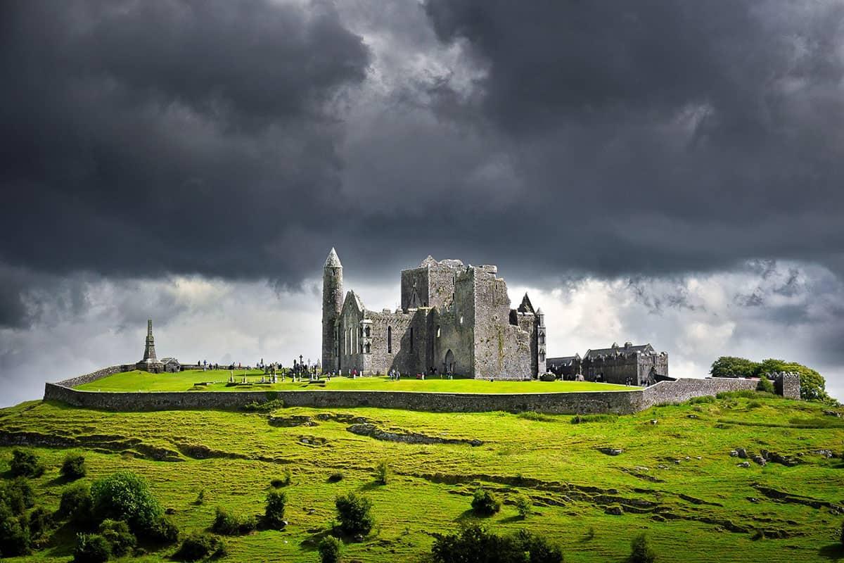 Zamek Cashel