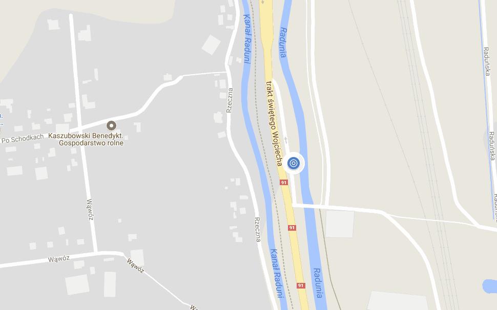 Samochodowy Rajd Krajoznawczy - Żuławy Wiślane (miejsce startu)