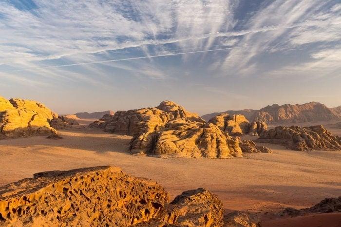 Jordania – od antycznej Petry po pustynię Wadi Rum