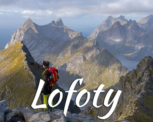 Lofoty - Munken