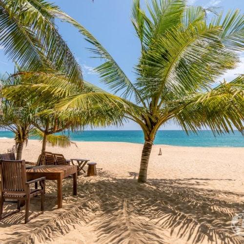 Sri Lanka plaża