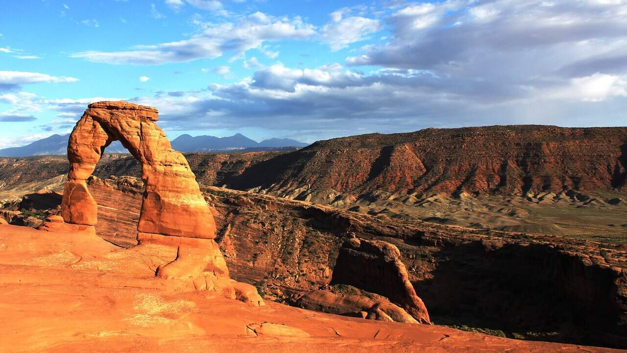 Grand Canyon - Delicate Arch