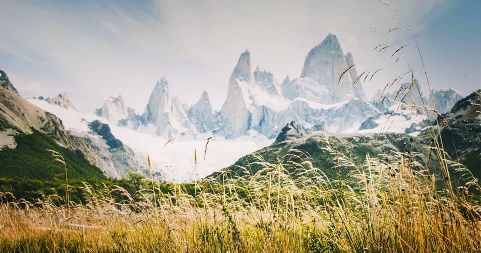 Los Glacieres - Fitz Roy