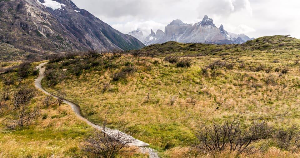 Torres del Paine - Los Perros