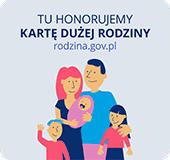 Karta Dużej Rodziny logotyp