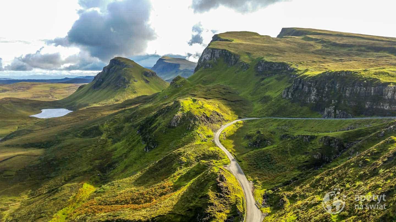 Góry Szkocji - Highlandy - Munros