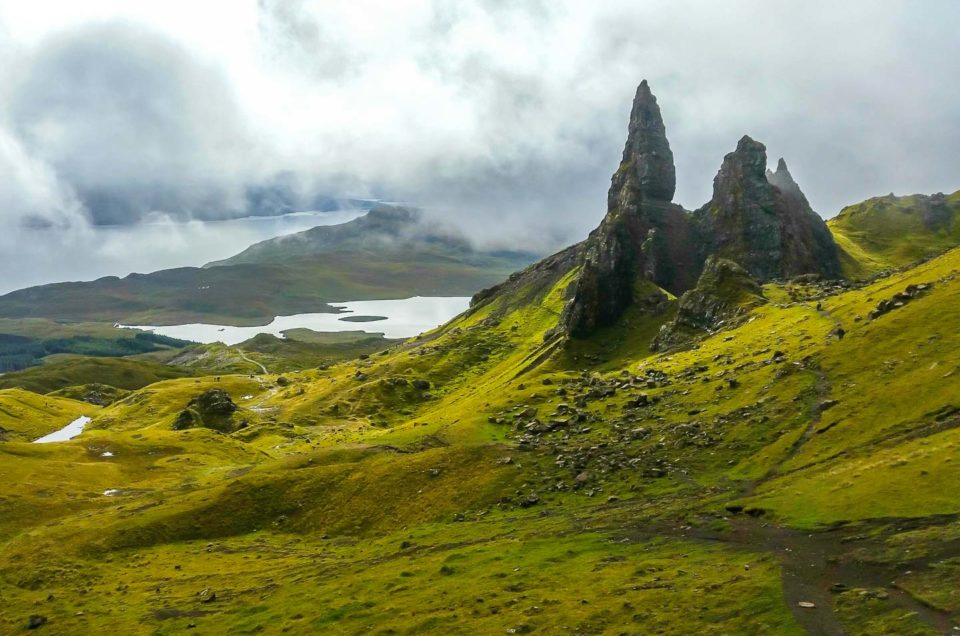 Góry Szkocji – co to są Munros?