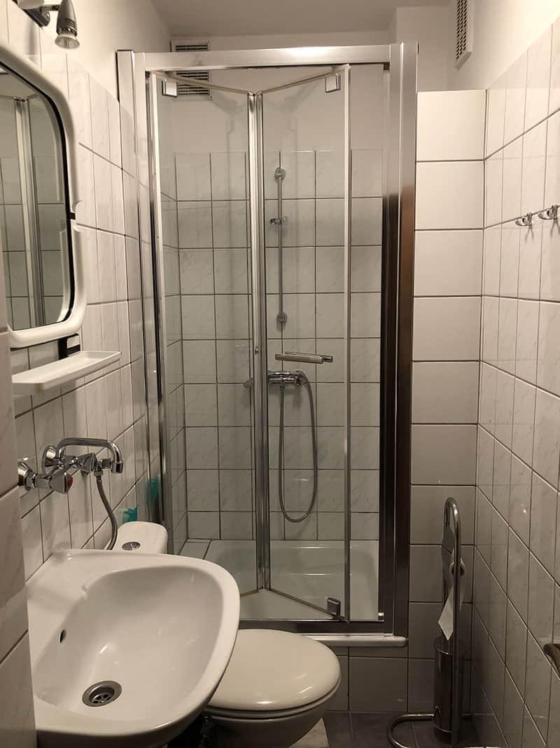 Gościniec Bartek w Bukowinie Tatrzańskiej - łazienka