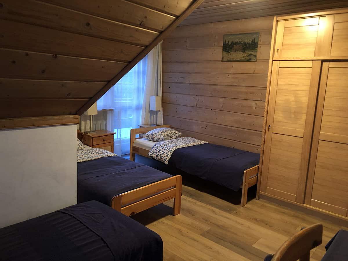 Gościniec Bartek w Bukowinie Tatrzańskiej - pokój 3 łóżka