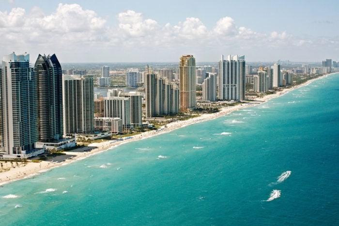Zabezpieczony: USA – Wschodnie Wybrzeże: od Nowego Jorku po Bahamy
