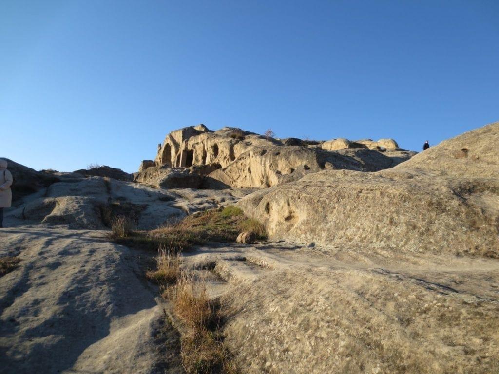 Najstarsze skalne miasto w Gruzji