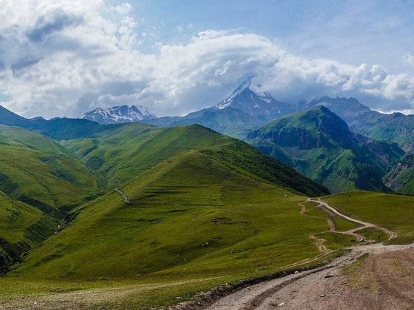 Kaukaz, góry, Gruzja
