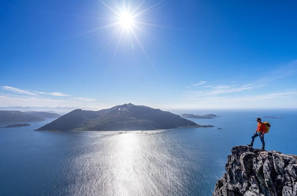 Najpiękniejsze szlaki górskie w Norwegii