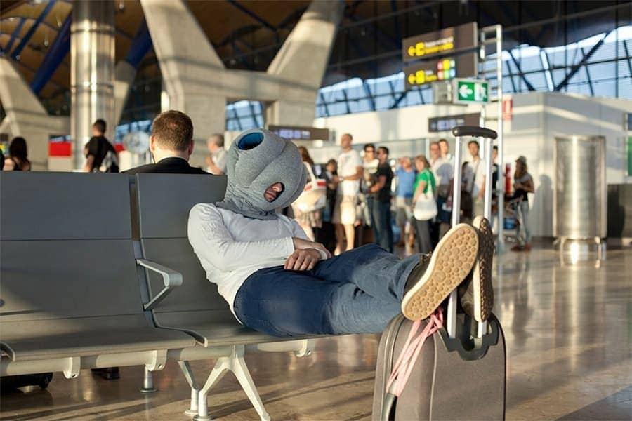 Power Nap Pillow - idealna poduszka dla podróżnika