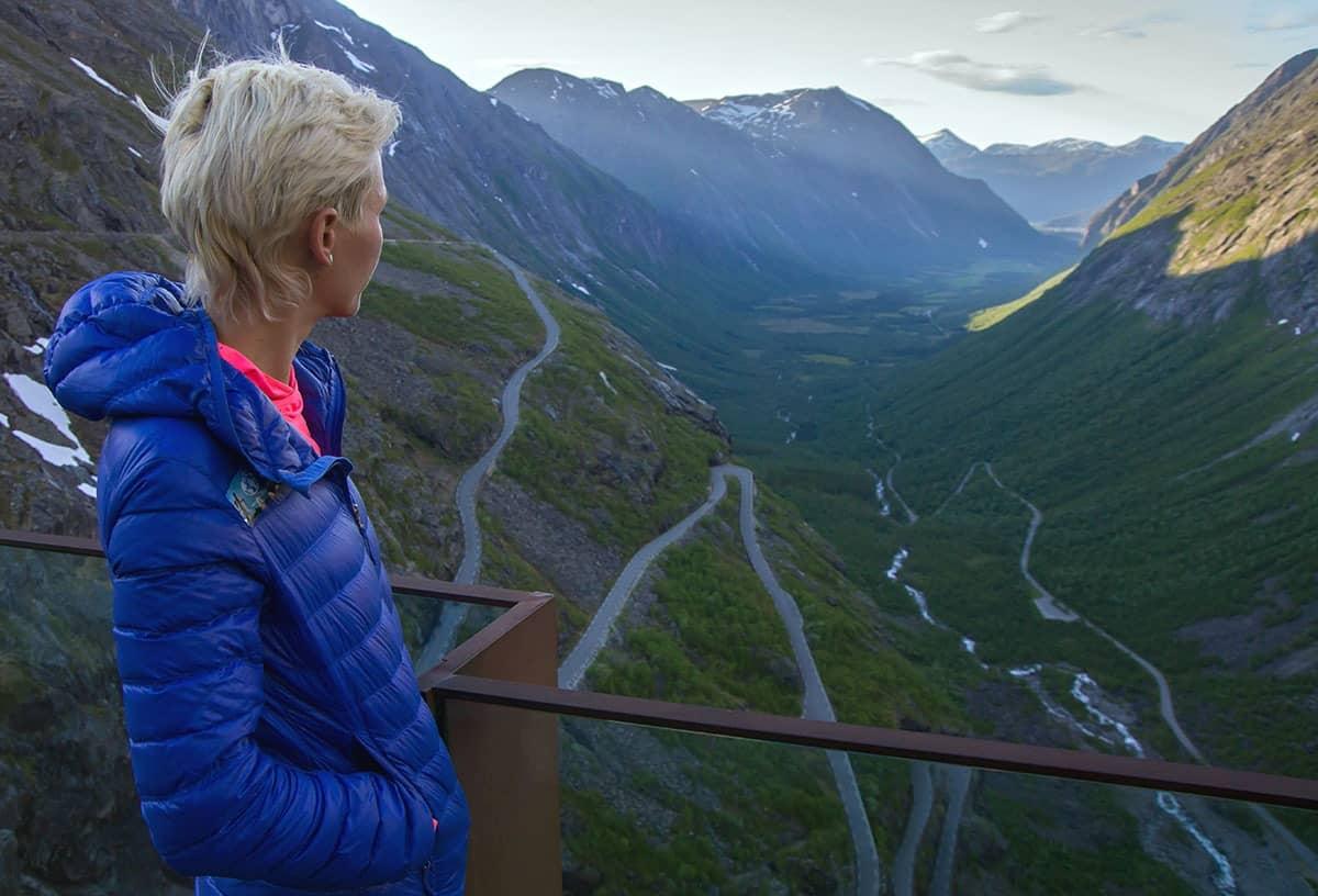 Droga Trolli, Trollstigen, Norwegia