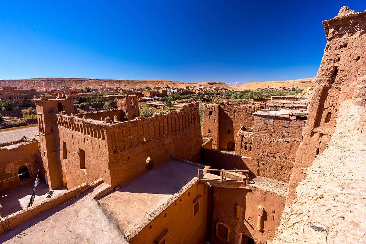 Maroko - Ait Ben Haddou