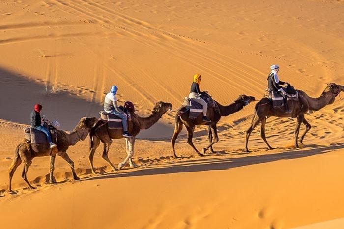 Maroko – orientalna przygoda
