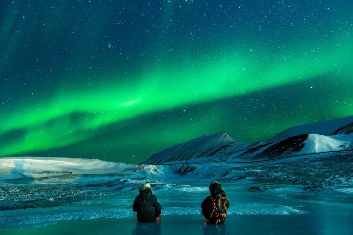 Polowanie nazorzę polarną wTromsø