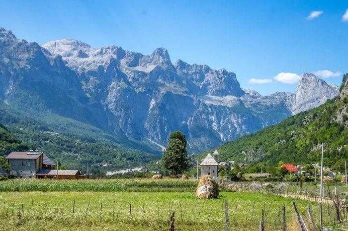Alpy Albańskie – wyprawa wGóry Przeklęte