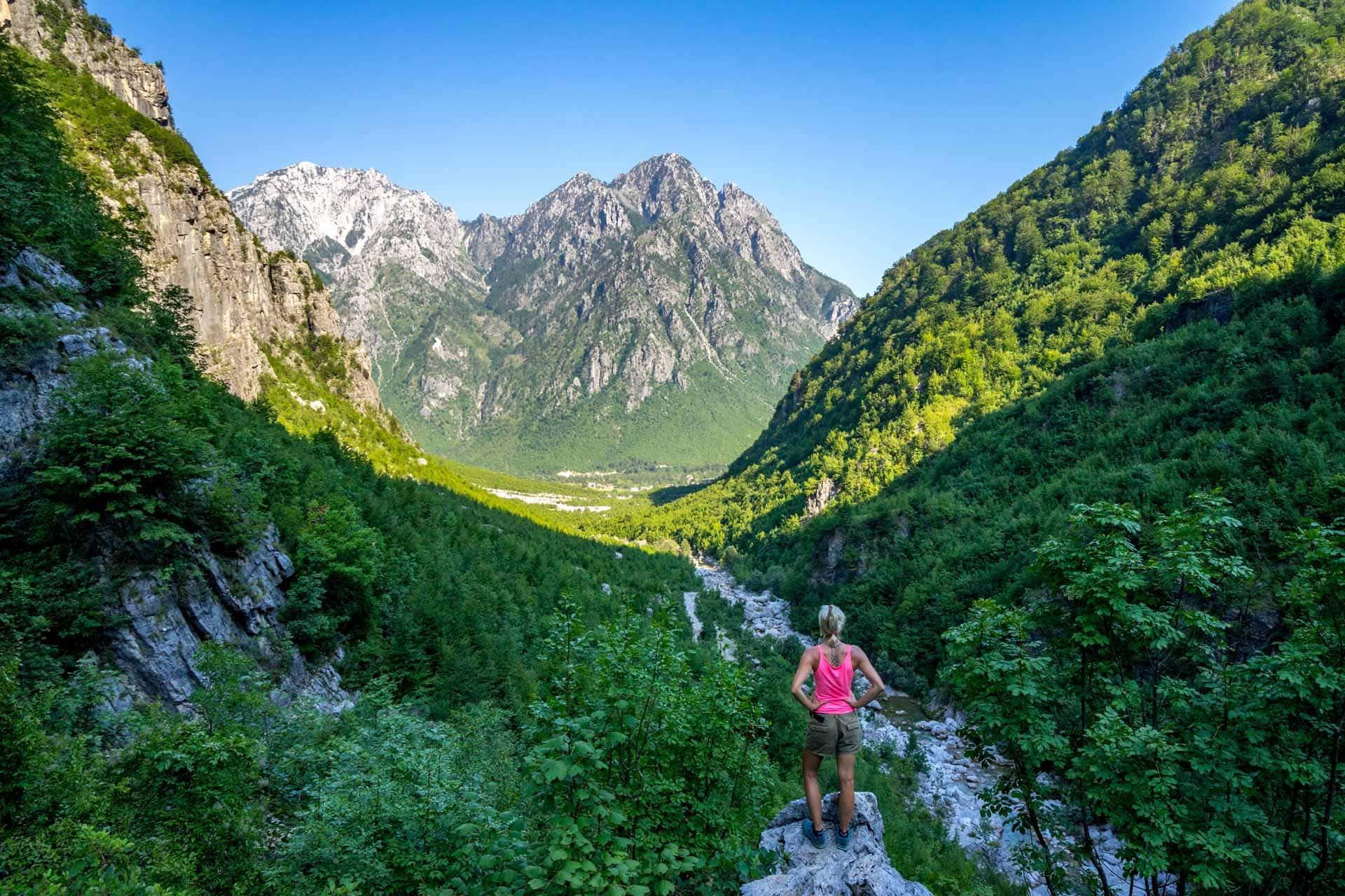 Góry Przeklęte wAlbanii. Droga doBłękitnego Oka.