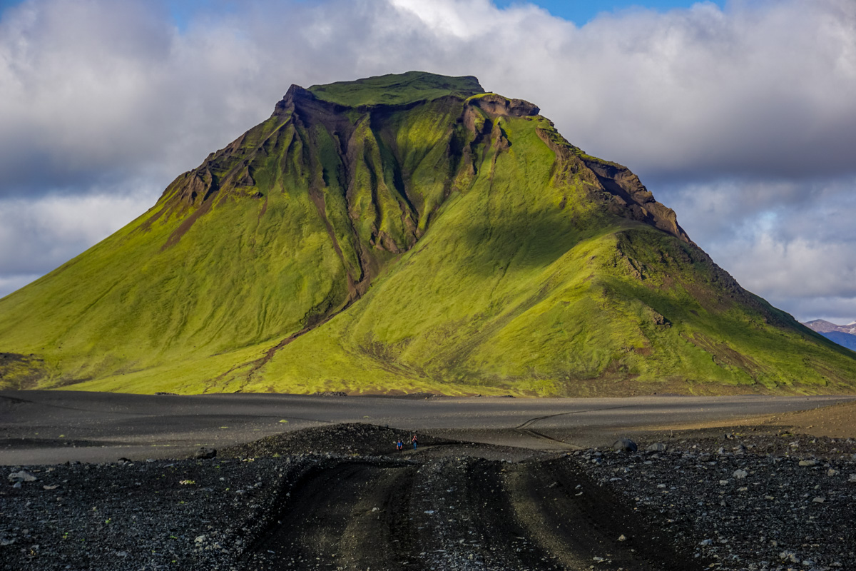 Islandia trekking
