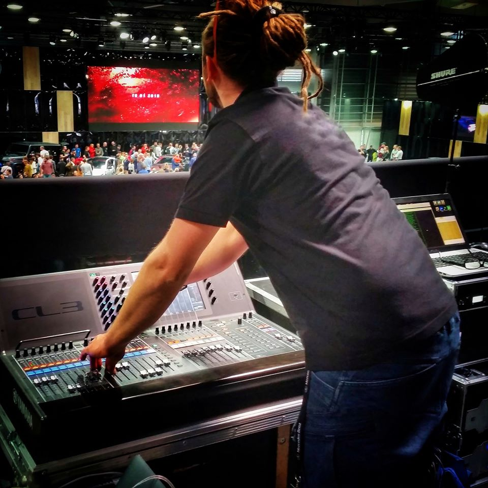 Radio Apetyt, koncert, DJ Mop zakonsoletą