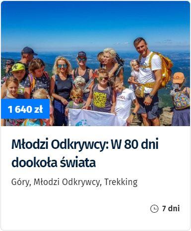 Wakacje zdziećmi wPolsce, Karkonosze zdziećmi