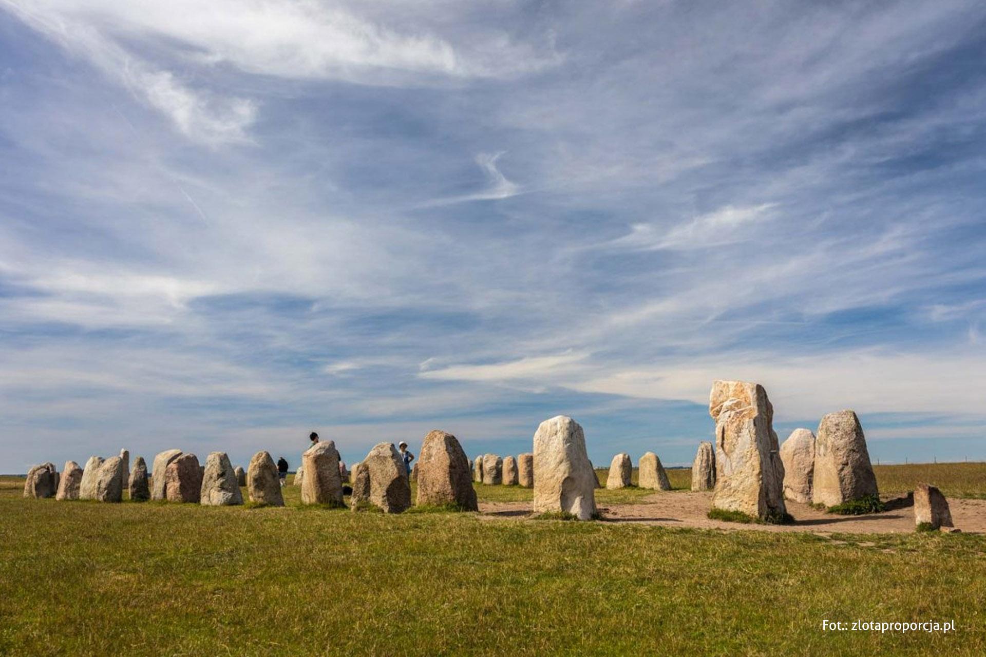 Kamienne kręgi, Ales Stenar