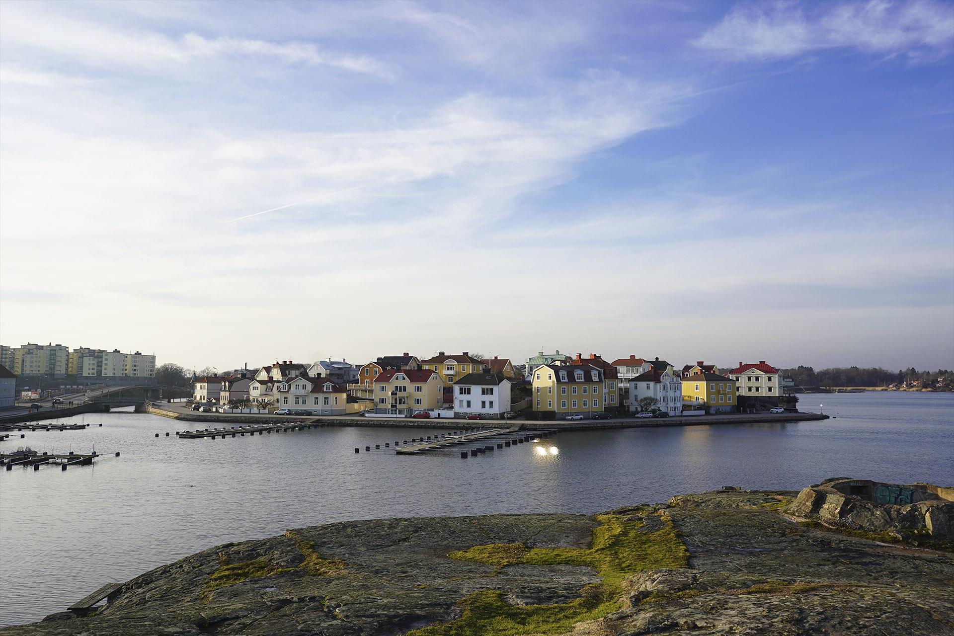 Karlskrona wSzwecji, Stakholmen
