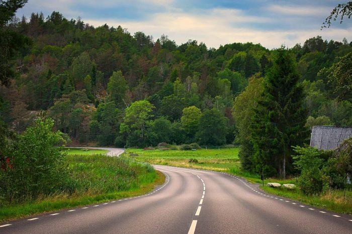 Road Trip: Malownicza Szwecja imagiczna Rugia