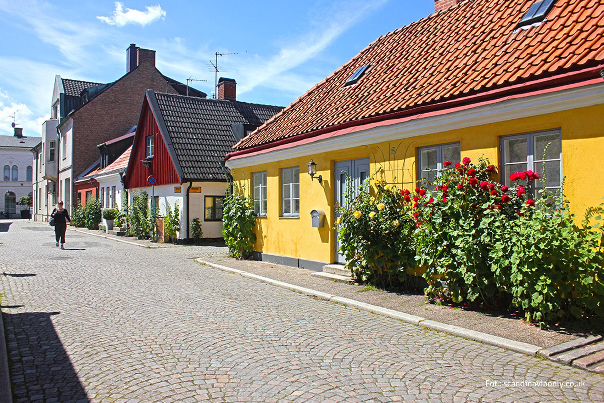 Urokliwe Ystad, wycieczka doSzwecji