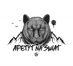 Grafika Puma - Apetyt na Świat